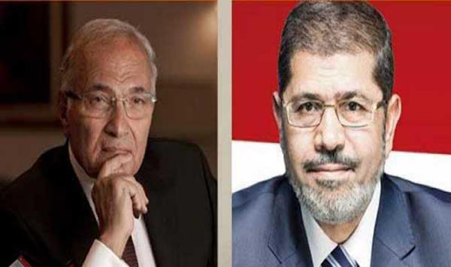 قيادات نسائية: المرأة ستحسم جولة الإعادة بين مرسى وشفيق في مصر