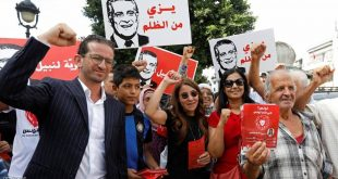 """""""قلب تونس"""" و""""النهضة"""" يعلنان تصدرهما نتائج الانتخابات"""